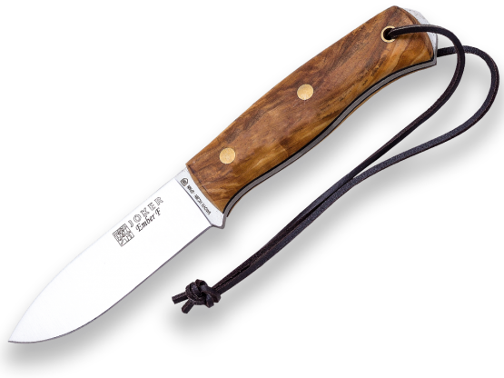 CUCHILLO JOKER CO123-P EMBER C/PEDERNAL